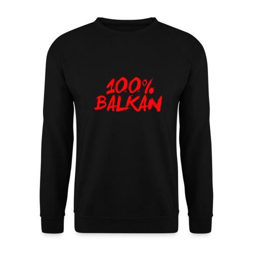 100% Balkan - Männer Pullover