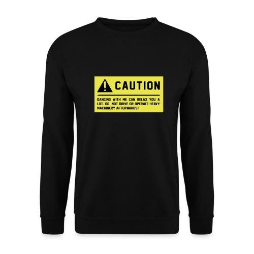 Caution - Männer Pullover