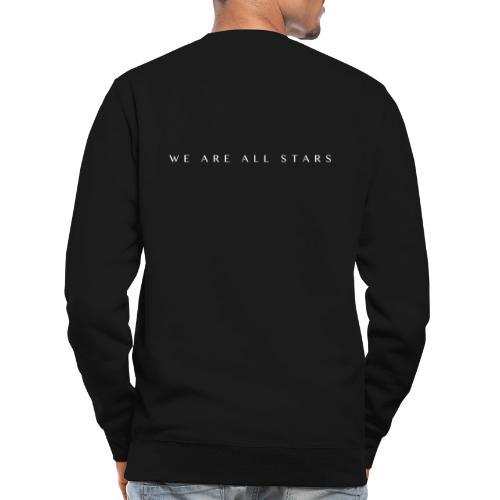 Galaxy Music Lab - We are all stars - Unisex sweater