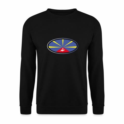 Paddle Reunion Flag - Sweat-shirt Unisex