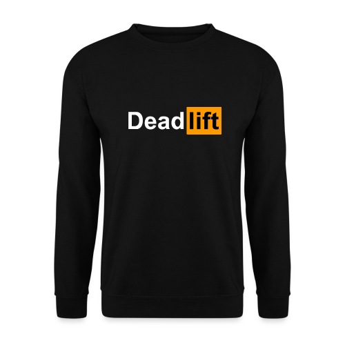 DeadLift X - Sweat-shirt Homme