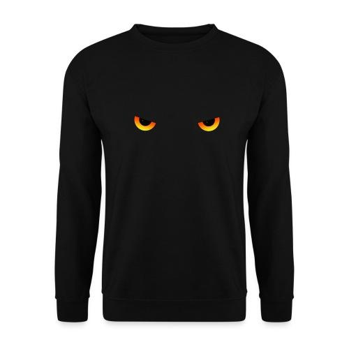 Augen feurig - Unisex Pullover