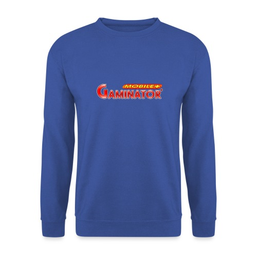 Gaminator logo - Unisex Sweatshirt