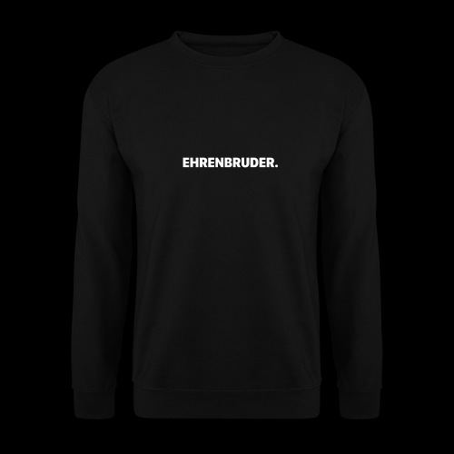 EHRENBRUDER-White - Unisex Pullover