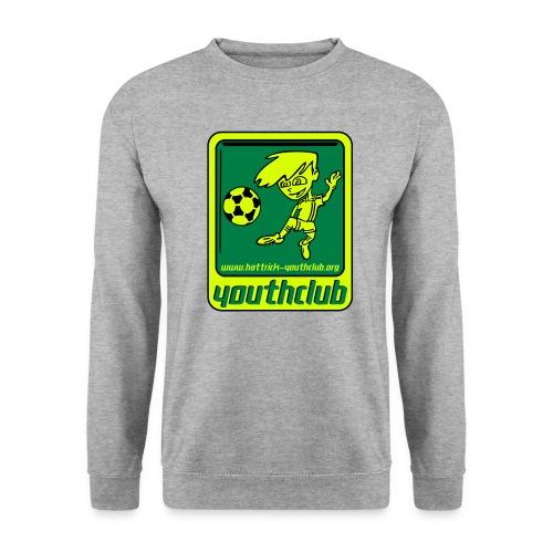 hycfinalvektor k8 spreadcolour - Men's Sweatshirt