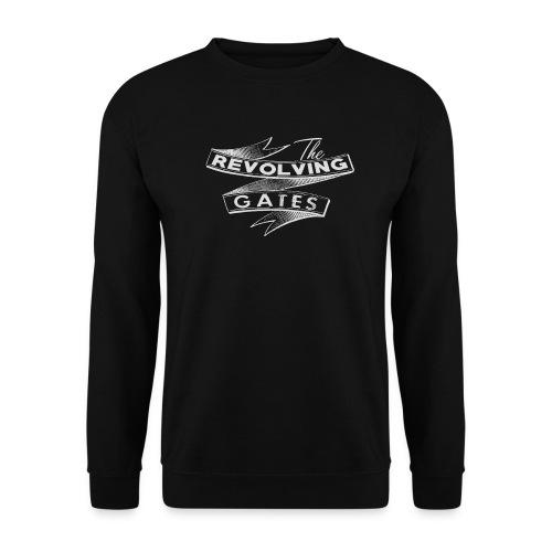 Rock n roll t-shirt by the Revolving Gates - Unisex Sweatshirt