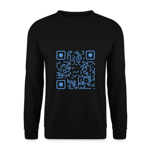 QR Maidsafe.net - Men's Sweatshirt