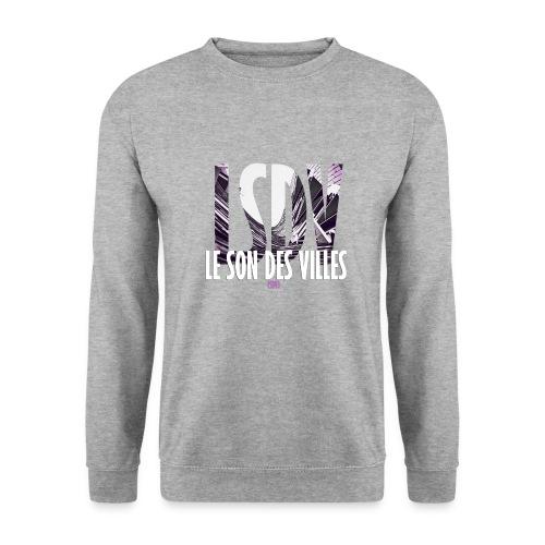 Le Son Des Villes : Ondes - Sweat-shirt Homme