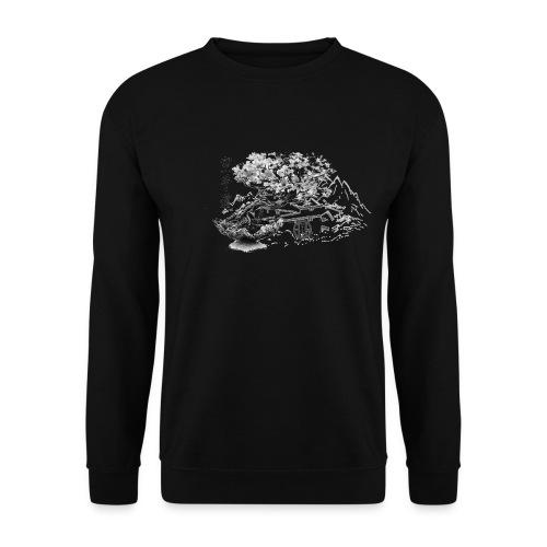 TempleSHITO transp GIF - Sweat-shirt Unisex