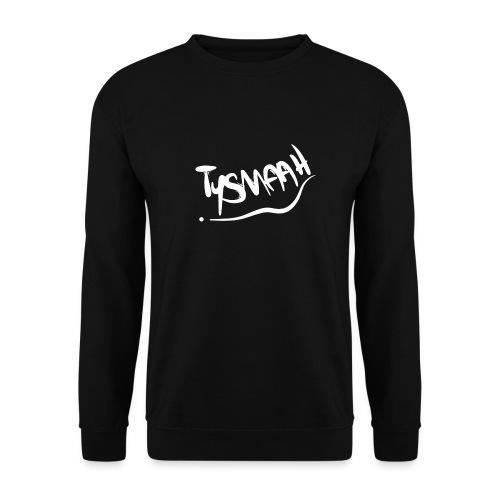 Logo blanc - TYSMAAH - Sweat-shirt Homme