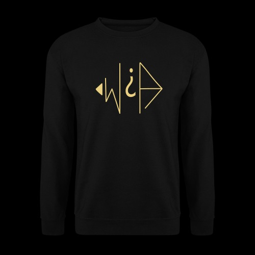 W et A - Sweat-shirt Unisex