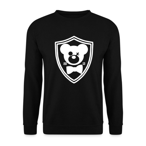 binkibearsessionschild spreadshirt - Mannen sweater