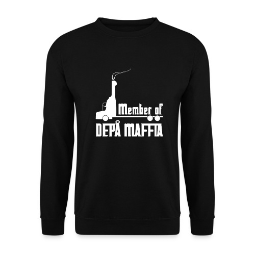 Depå Maffia vitt tryck - Herrtröja