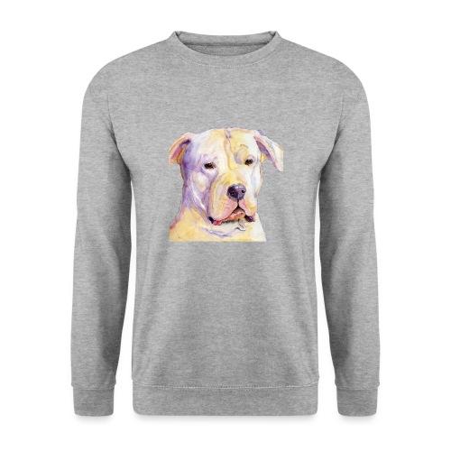 dogo argentino - Herre sweater