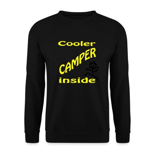 Cooler Camper - Unisex Pullover