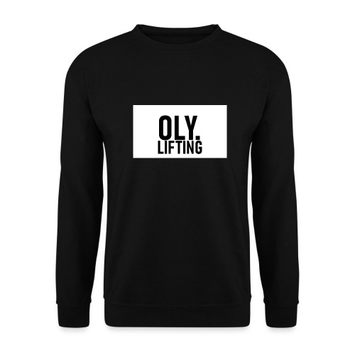 OlyLifting - WeserLifting - Unisex Pullover