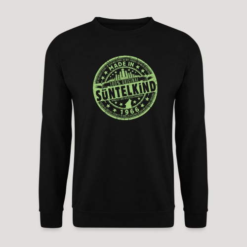 SÜNTELKIND 1966 - Das Süntel Shirt mit Süntelturm - Unisex Pullover
