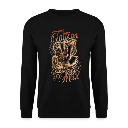 Tattoos to the Max - Eagle - Männer Pullover