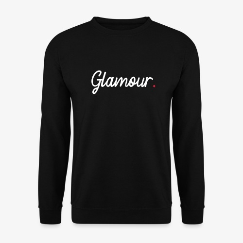 Glamour. - Sweat-shirt Homme
