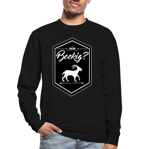 Bockig - Unisex Pullover
