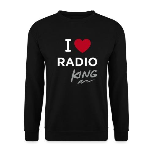 logo-ilove-RK - Sweat-shirt Homme