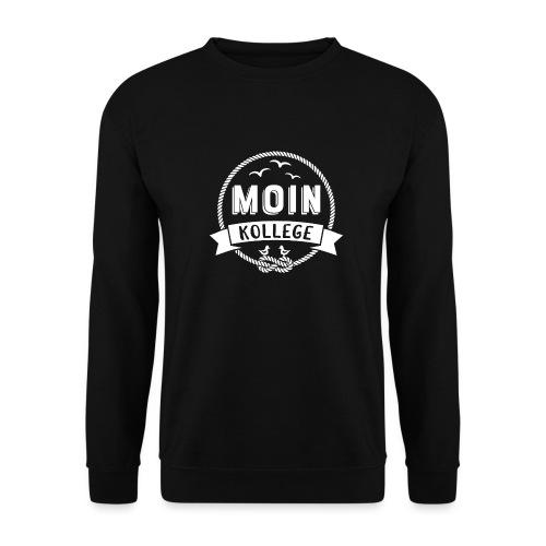 Moin Kollege Geschenk für Strandliebhaber - Unisex Pullover