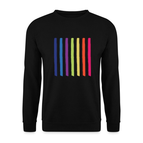 Lines - Men's Sweatshirt