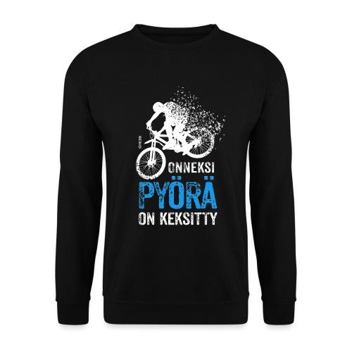 Onneksi pyörä on keksitty - MTB w - Miesten svetaripaita