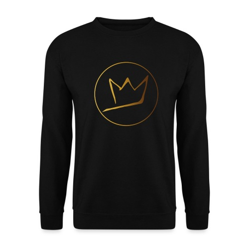 LOGO COURONNE PNG png - Sweat-shirt Homme