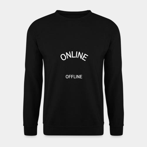 Online - Men's Sweatshirt