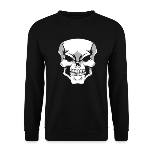 Skull - Sudadera unisex