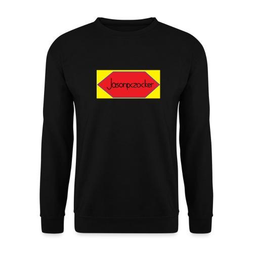 Jasonpczocker Design für gelbe Sachen - Unisex Pullover