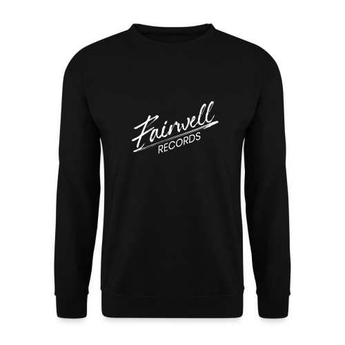 Fairwell Records - White Collection - Herre sweater