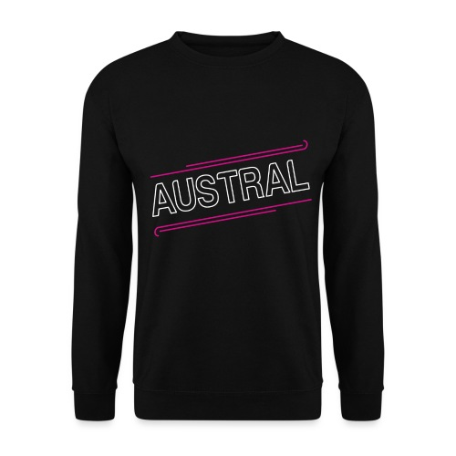 austral png - Sweat-shirt Unisexe