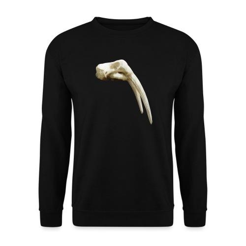 Schedel van een walrus - Unisex sweater