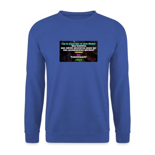 SchnitLauch - Unisex Pullover