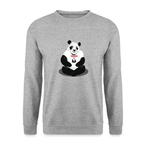 panda hd - Sweat-shirt Unisex