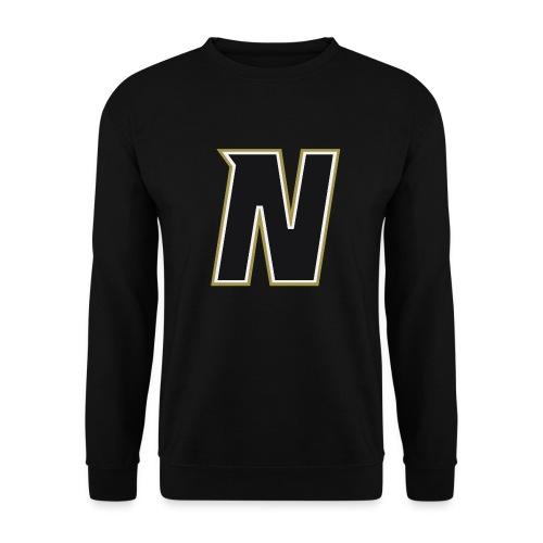 Nordic Steel Black N - Unisex Sweatshirt