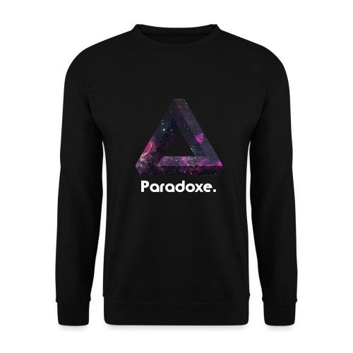 Paradoxe - Espace - Sweat-shirt Unisexe