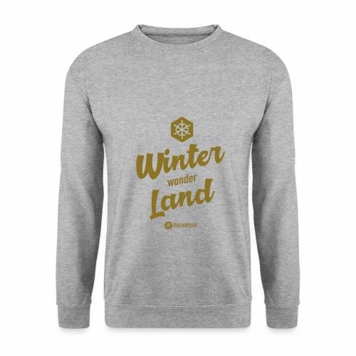 Winter Wonder Land - Miesten svetaripaita