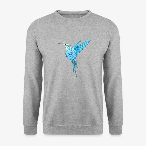 Kolibri Geometrisch - Unisex Pullover