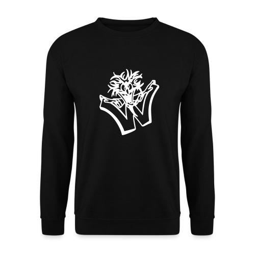 w wahnsinn - Mannen sweater