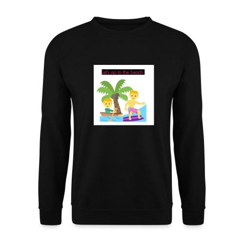 beach - Unisextröja