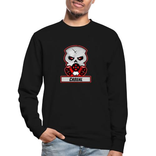 Casual-Gaming-Logo - Unisex Pullover