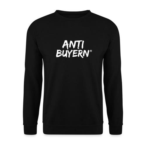 AntiBuyern Men Pullover Schwarz / Navy / Blau - Unisex Pullover