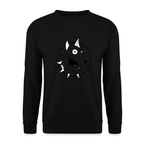 chien fou - Sweat-shirt Homme