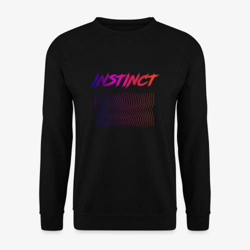 Instinct WAVE Design - Männer Pullover