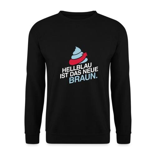 Das neue Braun #fckafd - Männer Pullover