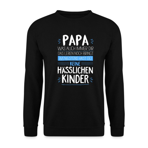 Papa - Unisex Pullover