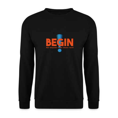 the begin project - Sweat-shirt Unisex